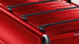 Opel Vivaro – Tetőcsomagtartó görgőkkel