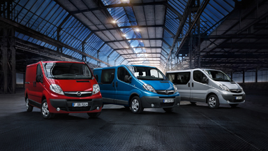 Opel Vivaro - Idealna wizytówka