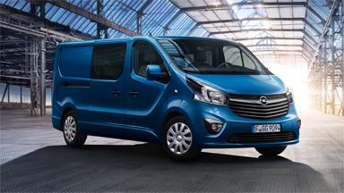 Opel Vivaro – Kombi za prevoz radnika