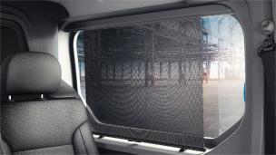 Opel Vivaro - Sonnenblende