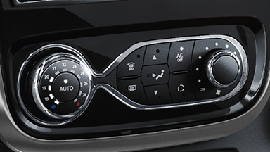 Opel Vivaro - Klimatisierungsautomatik