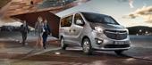 Opel Vivaro - Außenansichten