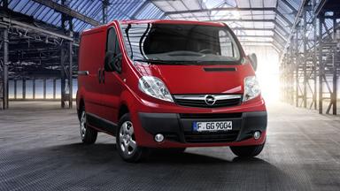 Opel Vivaro - Użyteczny i elastyczny