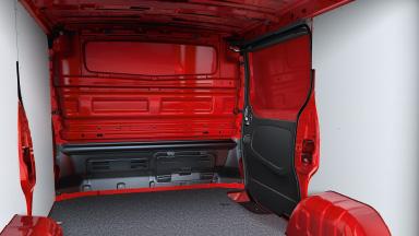 Opel Vivaro - ohutus