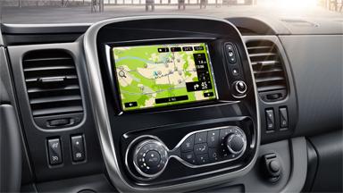 Opel Vivaro – Aktív biztonság