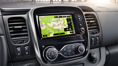 Opel Vivaro - Navi 80 IntelliLink