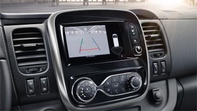 Opel Vivaro - Aktive Sicherheit