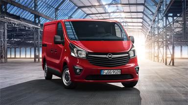 Opel Vivaro - Panel kombi