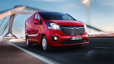 Opel Vivaro - Sturdy and stylish