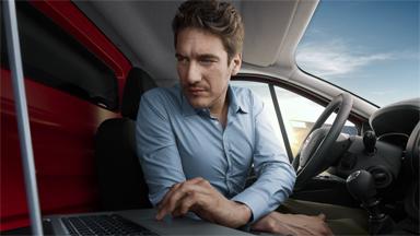 Opel Vivaro - Office-Sitzbank
