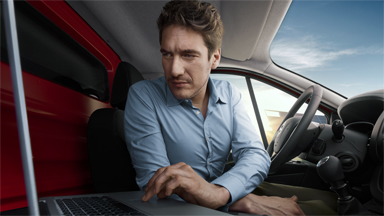 Opel Vivaro – Irodai üléspad