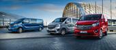 Opel Vivaro - Išorės vaizdai