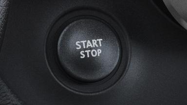 Opel Vivaro – Start/stop rendszer