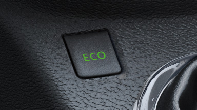 Opel Vivaro - ecoDrive režim