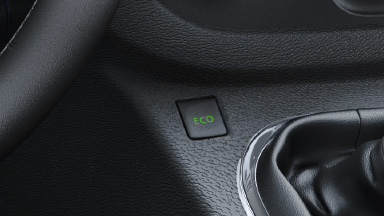 Opel Vivaro - ecoDrive-Modus