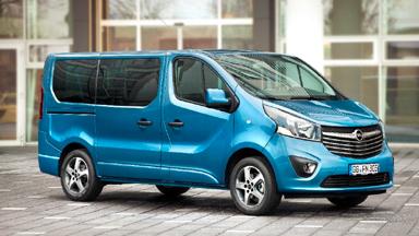 Opel Vivaro - Pakiet Tourer