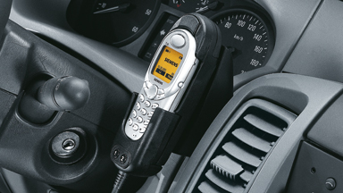 Opel Vivaro - Kit vivavoce professionale