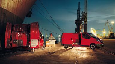 Opel Vivaro - Van