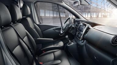 Opel Vivaro – Käyntikortti pyörillä