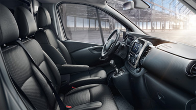 Opel Vivaro Combi - Nutzfahrzeug mit Komfort