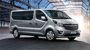 "Opel Vivaro - Vivaro Combi с трансформация Irmscher ""Tourer"""