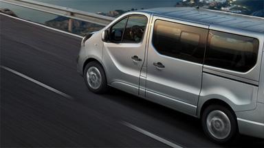 Opel Vivaro Combi - Mehr Kraft, weniger Durst