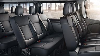 Opel Vivaro Combi ‒ Flexibilität