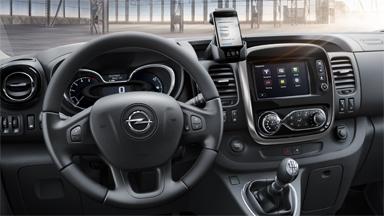 Opel Vivaro - mobiilne kontor ja mugavusvarustus