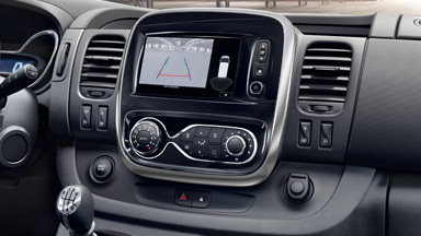 Opel Vivaro - Cameră video pentru marșarier