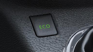 Opel Vivaro - ecoDrive režiim