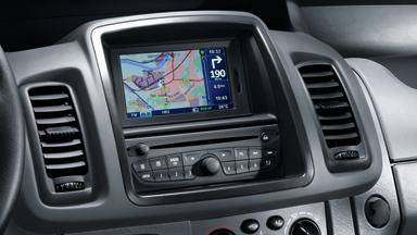 Opel Vivaro - Radioodtwarzacze