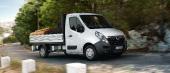 Opel Movano - Aussenansichten