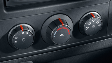 Opel Movano - Air Conditioning