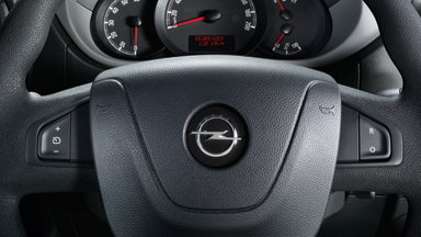 Opel Movano - Cruise Control With Speed Limiter