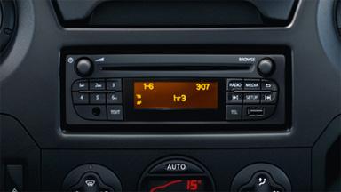 Opel Movano - Pakiet Praktyczny