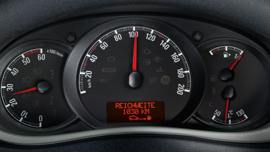 Opel Movano - On-Board Computer
