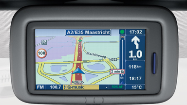 Opel Movano - Satellite Navigation