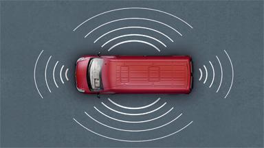 Opel Movano - Alarmanlage