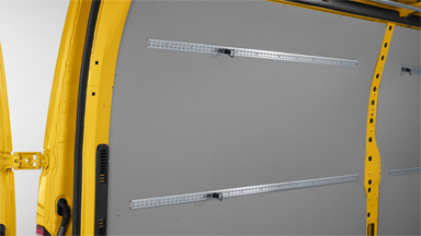 Opel Movano - Movable Fixing Points