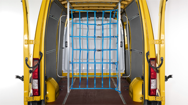Opel Movano - Movable Partition Wall