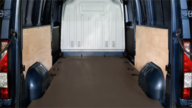 Opel Movano - Protective Wooden Panels