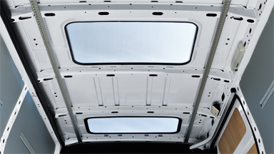 Opel Movano - Roof Glass Windows