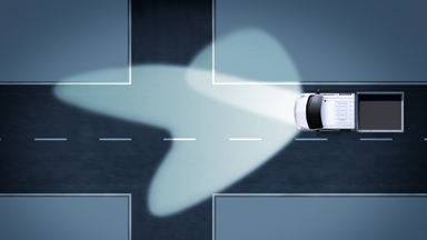 Opel Movano - Static Cornering Light