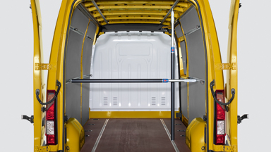 Opel Movano - Telescopic Blocking Bars