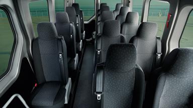 Opel Movano - Comfort Seats