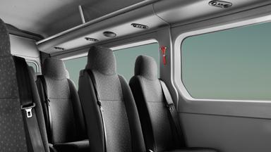 Opel Movano - Duze de ventilație individuale