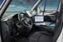 Opel Movano - Vidaus vaizdai