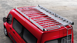 Opel Movano - Συστήματα Φόρτωσης & Μεταφοράς