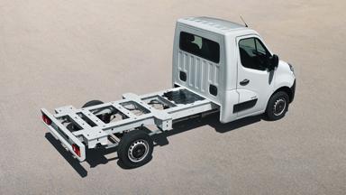 Opel Movano - Podwozie do zabudowy
