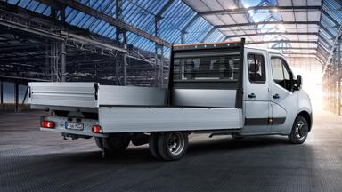 Opel Movano - Dropside